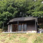 Of Grid Solar Hut Rudge Energy