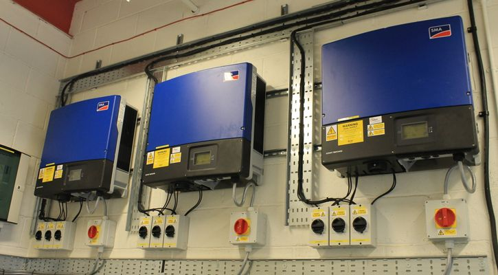 Solar PV Inverters Rudge Energy