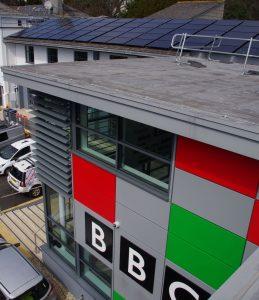 BBC Solar Rudge Energy Devon