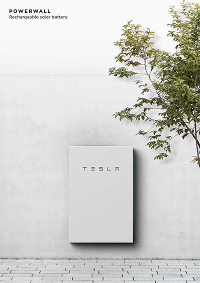 Rudge Energy Supplier of the Tesla Powerwall